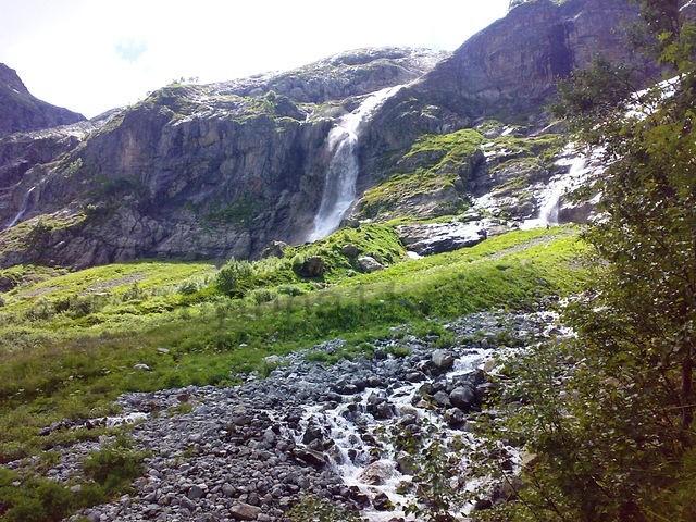 Ледниковая талая вода