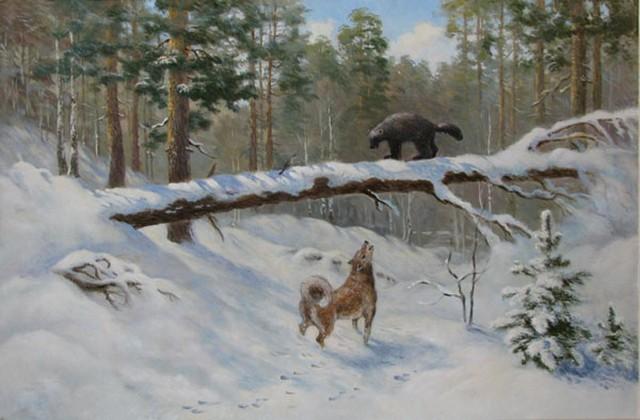 Охота на зверя