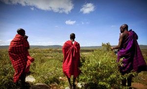Африканское племя
