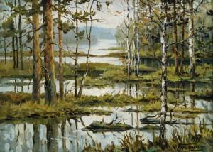 Топкое болото