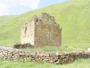 Храмы Осетии