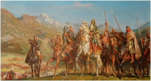 Аланские племена