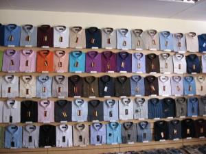 Красивые рубашки