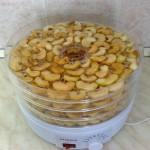 Электрическая сушилка для фруктов и овощей