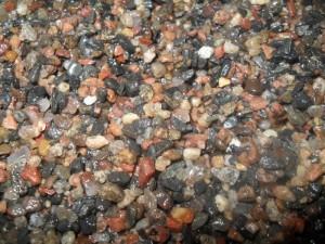 Чистые камушки