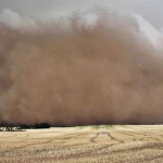 Песчаные бури