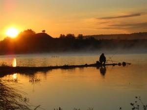 Рыбалка осенью