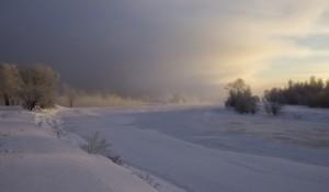 Зимняя стужа
