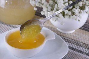 Вязкий мед