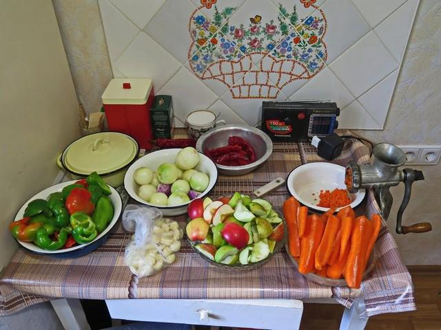 Готовить пищу