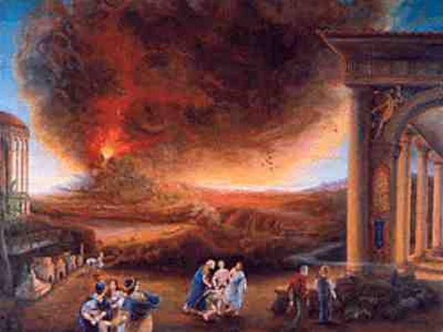 Гибель Помпеи