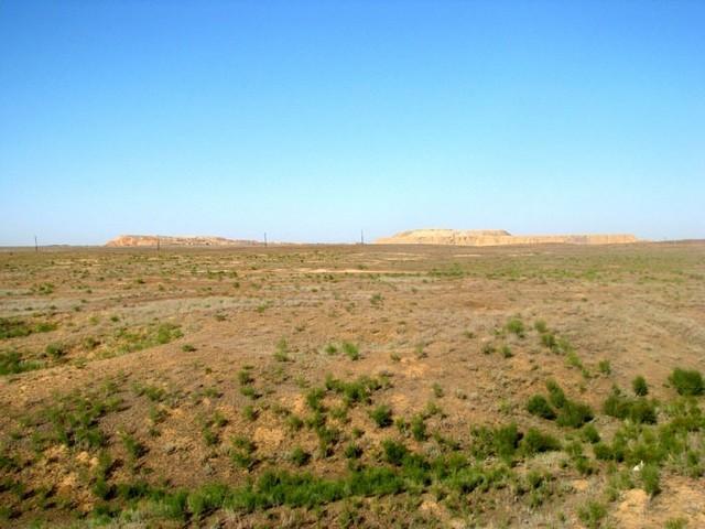 Однообразная полупустыня
