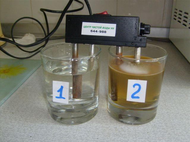 Установка гидролиза