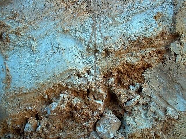 призналась, голубая глина в природе фото удачным
