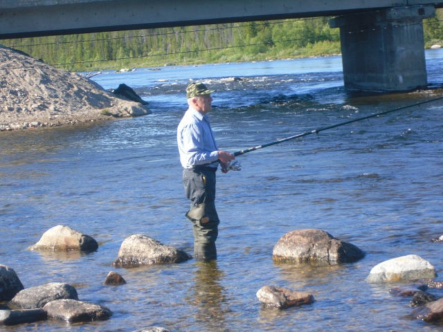 Любительская рыбалка