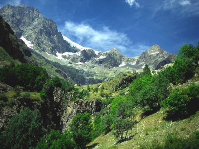Высокогорья Осетии