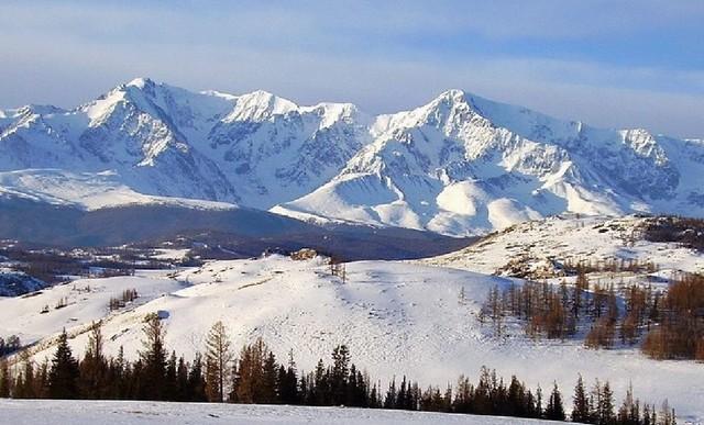 Зимний Кавказ