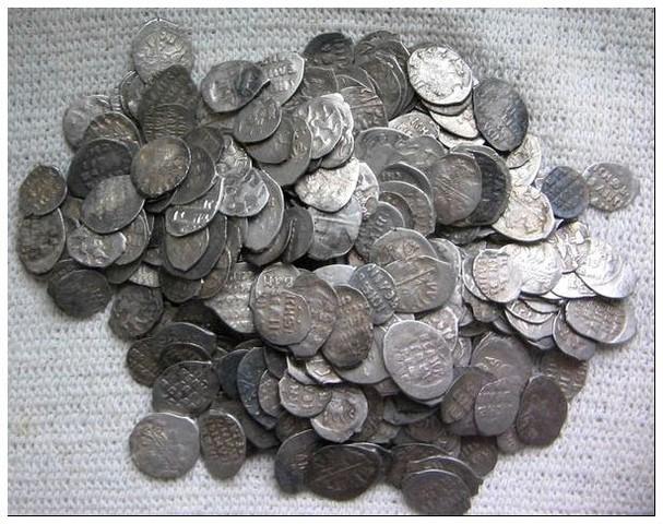 Металлические монеты