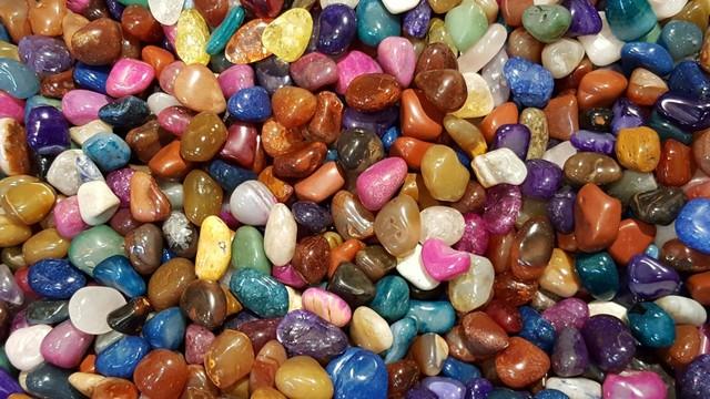 Драгоценные минералы