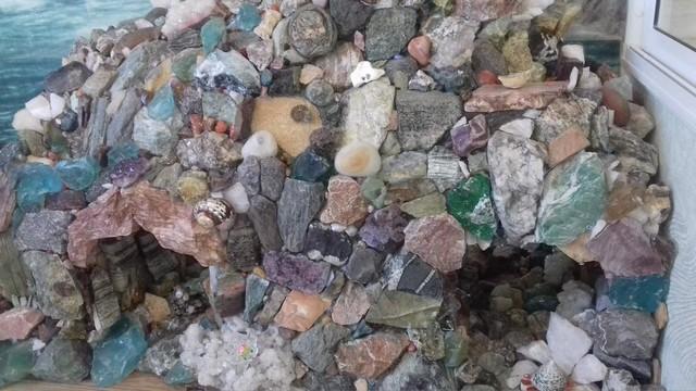 Нерудные ископаемые
