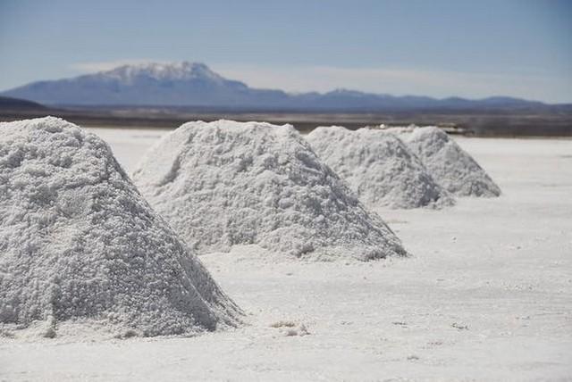 Природная соль