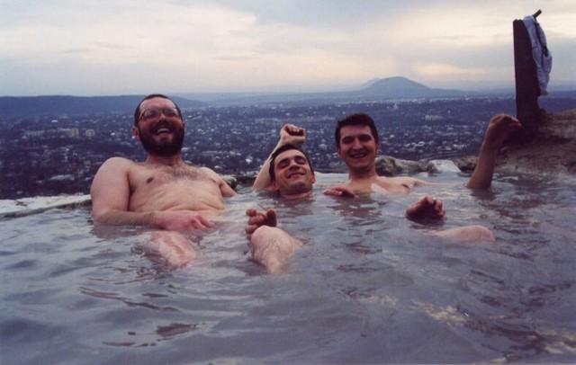 Целительные ванны