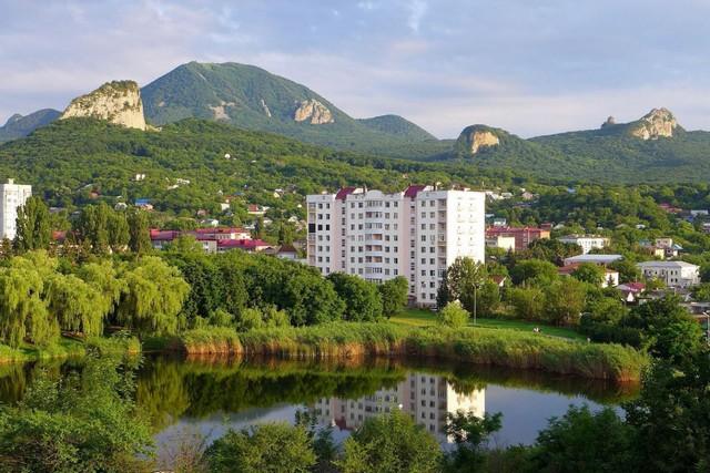 Курорт Железноводск