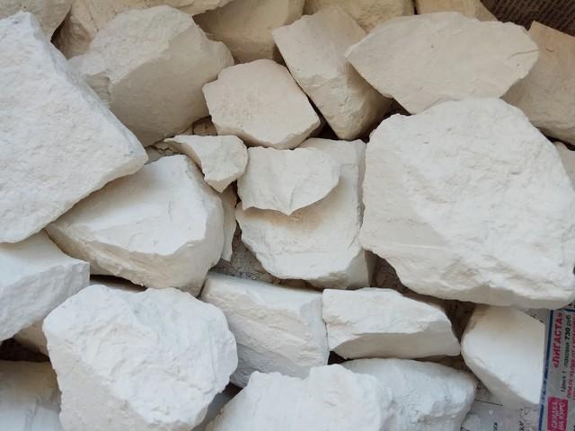 Белый мел