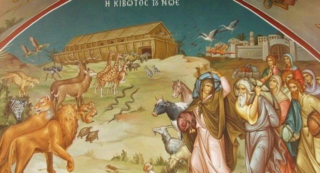 Благочестивый Ной