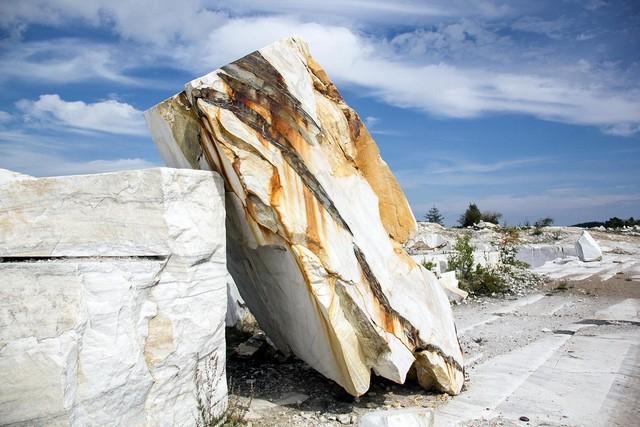 Породы минерала