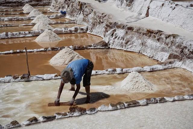 Соляной промысел