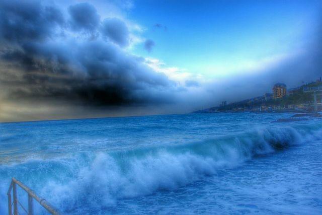 Жестокий ураган