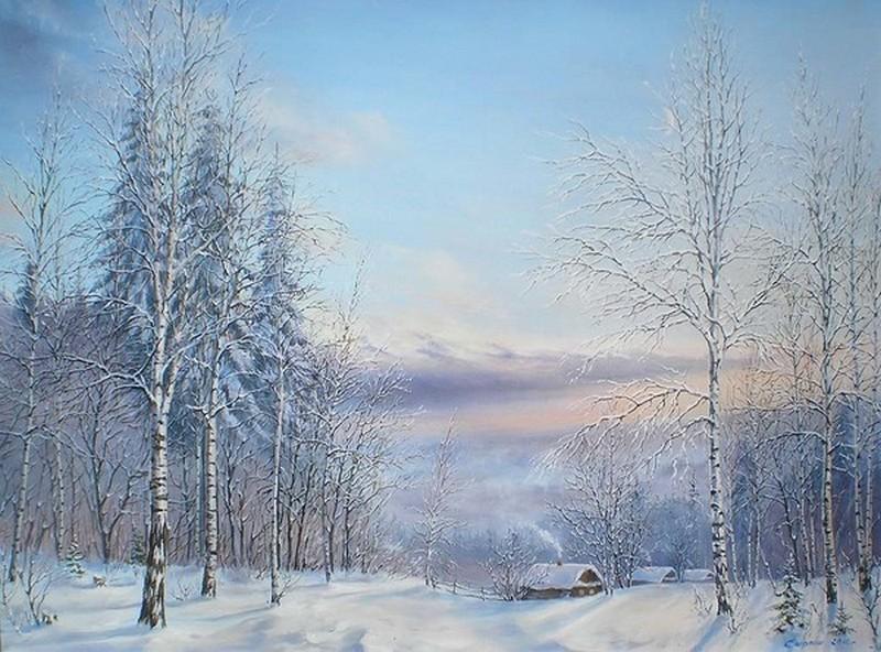 Коренная зима