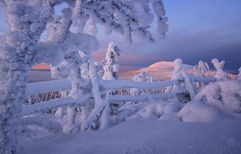 Снеговой покров
