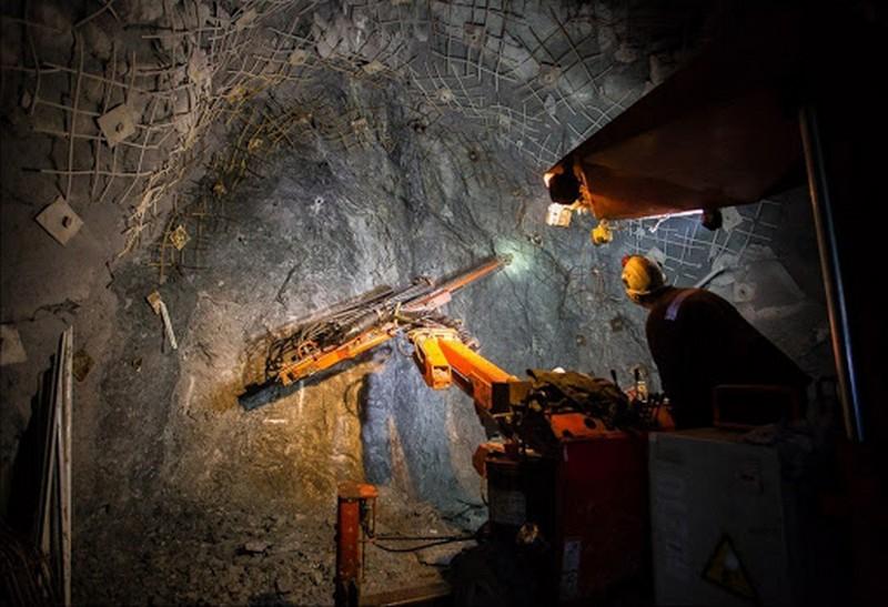 Горнопроходческая шахта