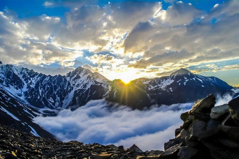 Чудный мир гор